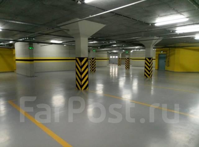 Места парковочные. улица Басаргина 42в, р-н Патрокл, 20кв.м., электричество. Вид изнутри