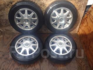 Отличные колеса R15 Mark II, Altezza, Aristo, Celsior, Galant, Verossa. 6.0x15 5x114.30 ET0 ЦО 60,0мм.