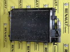 Патрубок радиатора. Renault Symbol