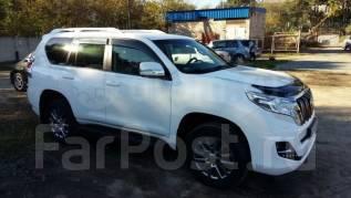 Toyota Land Cruiser Prado. механика, 4wd, 2.7 (163 л.с.), бензин, 100 000 тыс. км