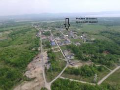 Участок под строительство дома в развитом коттеджном поселке. 1 000 кв.м., собственность, электричество, вода, от агентства недвижимости (посредник)