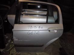 Дверь боковая. Hyundai Getz, TB