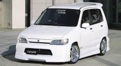 Обвес кузова аэродинамический. Nissan Cube, AZ10, ANZ10, Z10