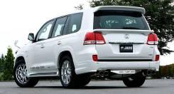 Накладка декоративная. Toyota Land Cruiser, UZJ200W, URJ200, VDJ200, J200, GRJ200