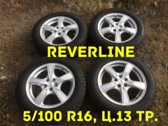 Reverline. 6.5x16, 5x100.00, ET42