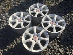 Honda. 7.5x18, 5x114.30, ET60, ЦО 64,1мм.