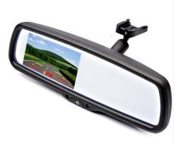 Зеркало со встроенным монитором 4,3 дюйма (штатное №3)