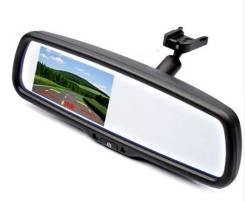 Зеркало со встроенным монитором 4,3 дюйма (штатное №1)