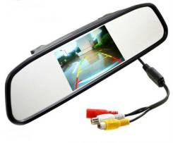 Дисплей зеркало для камеры заднего вида 4,3 дюйма