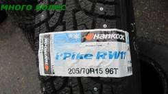 Hankook Winter i*Pike RW11. Зимние, шипованные, без износа, 4 шт