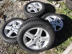 Dunlop Dufact. 6.0x15, 5x114.30, ET43, ЦО 73,0мм.