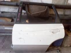 Дверь боковая. Nissan Avenir, W11 Двигатель QG18DE