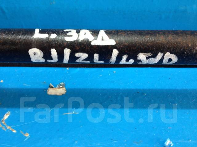 Привод. Mazda Protege Mazda 323 Mazda Familia, BJ5P Двигатель ZL