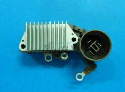 Реле регулятор напряжения генератора IN461/27700-58020/10071 3/11/14B/1HZ/HD (кругл фишка) Toyota Toyoace, 3B