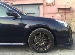 Клык бампера. Subaru Legacy, BM, BRG