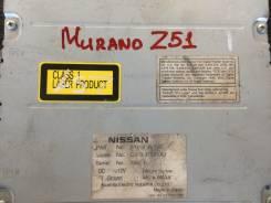 Nissan Murano Z51 DVD проигрыватель
