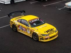 Спойлер. Nissan Silvia, S15, S14 Nissan Skyline Honda S2000 Toyota MR-S Toyota Mark II Mazda RX-8. Под заказ
