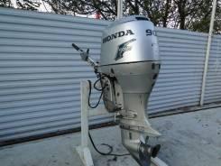Honda. 90,00л.с., 4х тактный, бензин, нога L (508 мм), Год: 2006 год