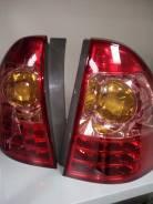Стоп-сигнал. Toyota Corolla Fielder, NZE124, ZZE124, ZZE123, ZZE122, NZE121 Двигатели: 1ZZFE, 2ZZGE, 1NZFE