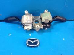 Блок подрулевых переключателей. Mazda 323 Mazda Familia, BJFP, BJ5P, BJEP, BJFW, BJ5W, BJ3P, BJ8W Mazda Protege Двигатель ZL