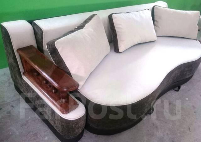 Перетяжка и Ремонт мягкой мебели! Качественно!