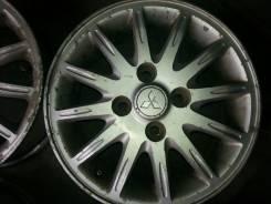 Mitsubishi. 6.0x15, 4x114.30, ET46, ЦО 73,1мм.