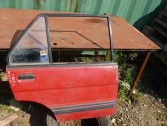 Дверь задняя правая на Subaru Justy KA8