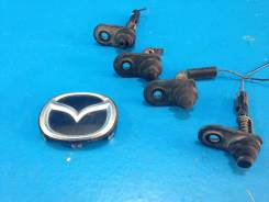 Датчик открытия дверей. Mazda: Premacy, Training Car, Laser Lidea, 323, Ford Ixion, Familia, Protege Двигатель ZL