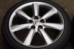 Toyota Crown. 8.0x18, 5x114.30, ET50, ЦО 60,1мм.