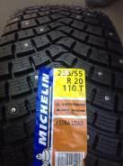 Michelin Latitude X-Ice North. Зимние, шипованные, 2015 год, без износа, 4 шт