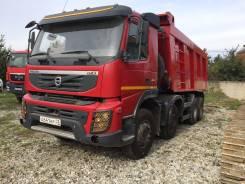 Volvo FM. Самосвал X 8x4 2013г, 10 500 куб. см., 28 000 кг.