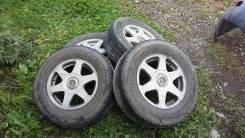 Продам колеса. 7.0x14 5x114.30 ET-30. Под заказ из Владивостока