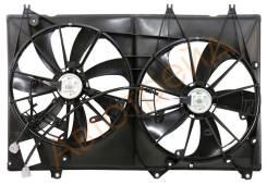 Диффузор радиатора в сборе TOYOTA HIGHLANDER/KLUGER 2GR/1AR 07- ST-TYG2-201-0