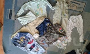 Пакет вещей на мальчика 3-6 лет