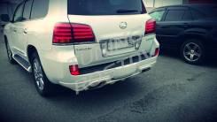 Губа. Lexus LX570, URJ201, SUV, URJ201W Двигатель 3URFE