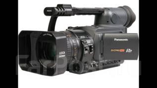 Panasonic AG-HVX200. 20 и более Мп, с объективом. Под заказ