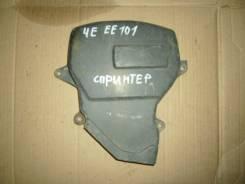 Крышка лобовины. Toyota Sprinter, EE101 Двигатель 4EFE