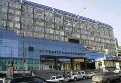 Офисные помещения. 22 кв.м., улица Алеутская 11, р-н Центр. Дом снаружи