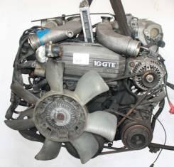 Двигатель в сборе. Toyota Supra, GA70, GA70H Двигатель 1GGTEU