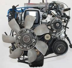 Двигатель в сборе. Toyota Mark II, GX81 Двигатель 1GFE