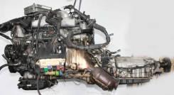 Двигатель. Toyota Century, GZG50 Двигатель 1GZFE