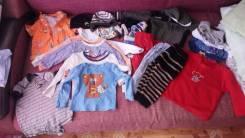 Лот детской одежды на мальчика. Рост: 74-80, 80-86 см