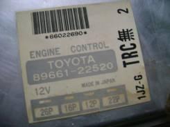 Блок управления двс. Toyota: Cresta, Crown, Crown Majesta, Crown / Majesta, Mark II, Soarer, Chaser Двигатели: 1JZGTE, 1JZGE, 1JZFSE, 1JZFE