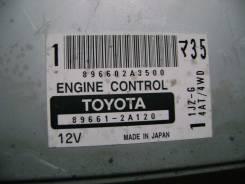Блок управления двс. Toyota Mark II Wagon Blit, JZX115 Toyota Mark II, JZX115 Двигатели: 1JZGE, 1JZGTE, 1JZFSE