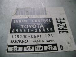 Блок управления двс. Toyota Granvia Toyota Hiace Regius Toyota Touring Hiace Toyota Regius, RCH47, RCH41 Двигатель 3RZFE