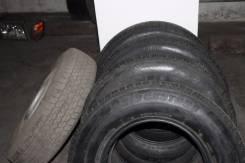 Bridgestone Dueler H/T D689. Всесезонные, 2009 год, без износа, 5 шт