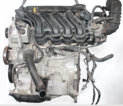 Двигатель. Toyota Platz, NCP12 Двигатель 1NZFE