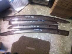 Ветровик. Toyota Vitz, KSP90, NCP91, NCP95, SCP90 Двигатели: 1NZFE, 2NZFE, 2SZFE, 1KRFE