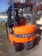 Toyota 7FB20. 1608013 Вилочный погрузчик TYT 7FB20, 1 850 кг.
