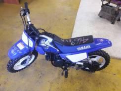 Yamaha PW50. 50 куб. см., исправен, птс, без пробега